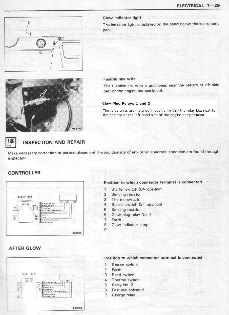 7291dn ozgemini com \u2022 view topic wiring diagram for te diesel holden jackaroo wiring diagram at readyjetset.co